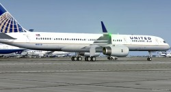 Project Opensky Boeing 757-200 United Airlines image 3