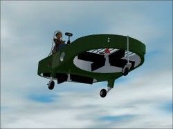 FS2002/FS2004 Unreal Aviation Airgeep image 1