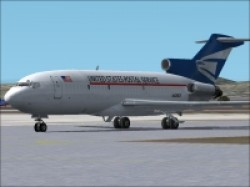 FS2002 RepaintLegendary 727 V1.0 Captain Sim image 1