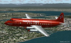 Fs2004 Aircraft Vickers Viscount 806 Parcel image 1