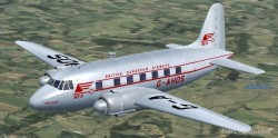 FSX Vickers Viking Version 1.0 image 2