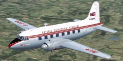 FSX Vickers Viking Version 1.0 image 1