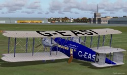FS2004 Vickers Vimy Commercial ver 3 image 1