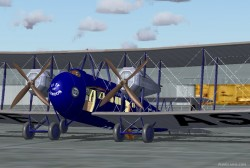 FS2004 Vickers Vimy Commercial ver 3 image 2
