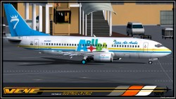 FSX FS2004 Boeing 737 Series Vistaliners image 1
