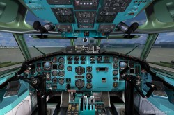 Vitamin Tu-154M Virtual Cockpit Textures image 1