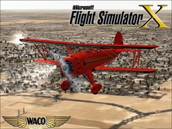 Aircraft converted FSX and image 1
