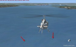 Whalewatching Halifax Harbour FSX Copy image 2