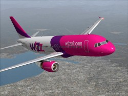 Wizz Air Airbus A320-232 ifdg Model Albaro image 1