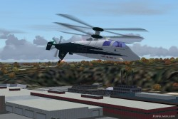 FS2004 Sikorsky X2 Technology Demonstrator image 1