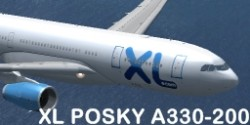 Project Opensky A330-200 Version 2 with Virtual image 1
