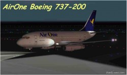 Yeodesigns airone Boeing 737-200 V2 Final image 1