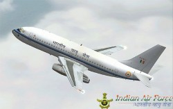 Fs2002 Boeing 737-200 Indian Air Force image 1