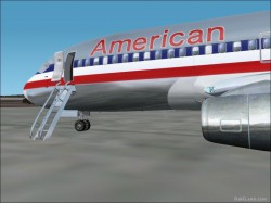 Fs2002 American Airlines Boeing 737-200 Fs2002 image 1