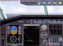 Fs2000 Dassault Falcon 900ex Klm/air France image 2