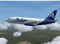 FS2004 Avior Airlines Boeing 737-2H4/Adv image 1