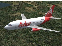 FS2004 Avior Airlines Boeing 737-2Y5/Adv image 1