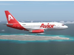 FS2004 Avior Airlines Boeing 737-2Y5/Adv image 2