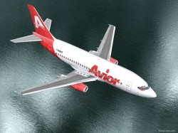 FS2004 Avior Airlines Boeing 737-2Y5/Adv image 3