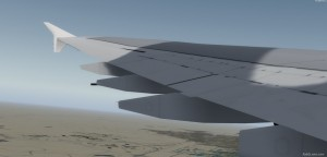 FSX P3D Airbus A380-800 Emirates Expo 2020 package