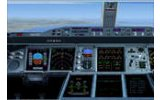 Airbus A380 Panel    FSX image 1