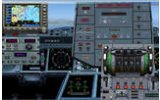 Airbus A380 Panel    FSX image 2