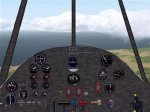 FS2002 Panel - DeHavilland DH-88 Comet-panel image 1